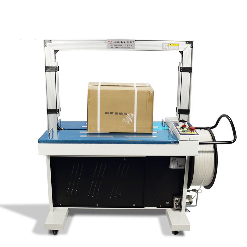 Semi automatic PP strapping machine