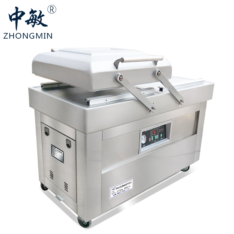 double chamber vacuum packing equipment