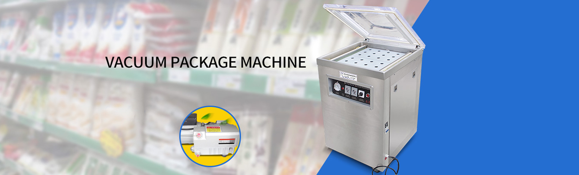 Vacuum Package Machine