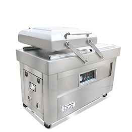 double rooms vacuum package machine