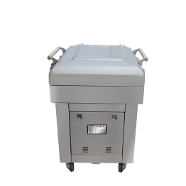 double rooms vacuum packing machine