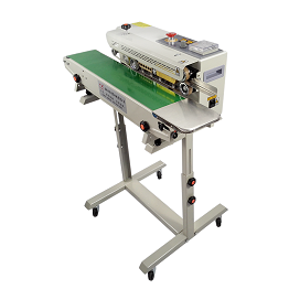 Vertical Film Band bag Sealer