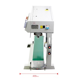 coding continuous band sealing machine