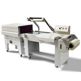 Sealing cutting and Automatic Shrinking machine